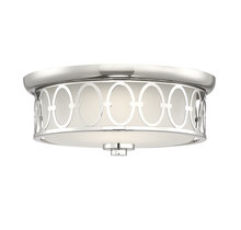 Savoy House 6-2390-14-109 - Sherrill Polished Nickel LED Flush Mount