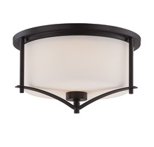 Savoy House 6-335-15-13 - Colton Bronze Flush Mount