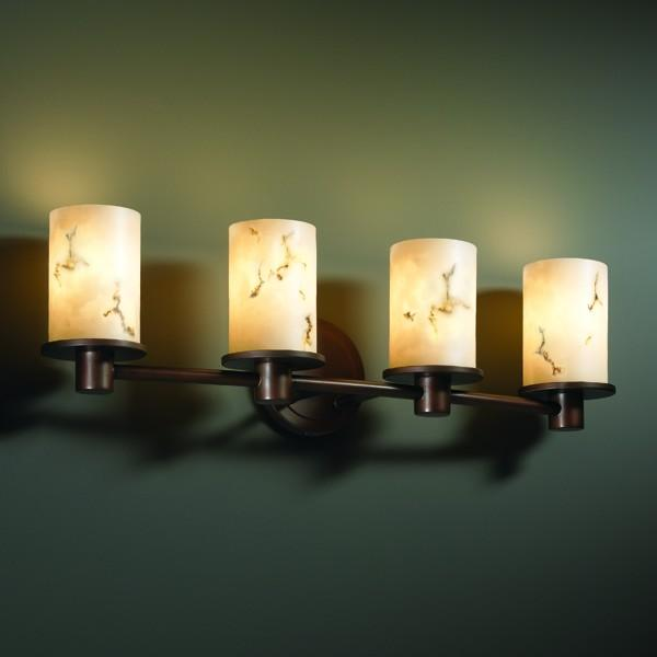 Rondo 4 Light Bath Bar Fal 8514 10 Dbrz Abc Lighting