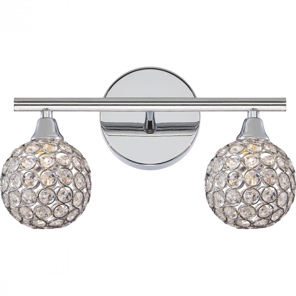 Platinum Collection Shimmer Bath Light