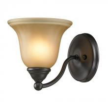 Elk Cornerstone 5501BB/10 - Shelburne 1 Light Bathbar  In Oil Rubbed Bronze